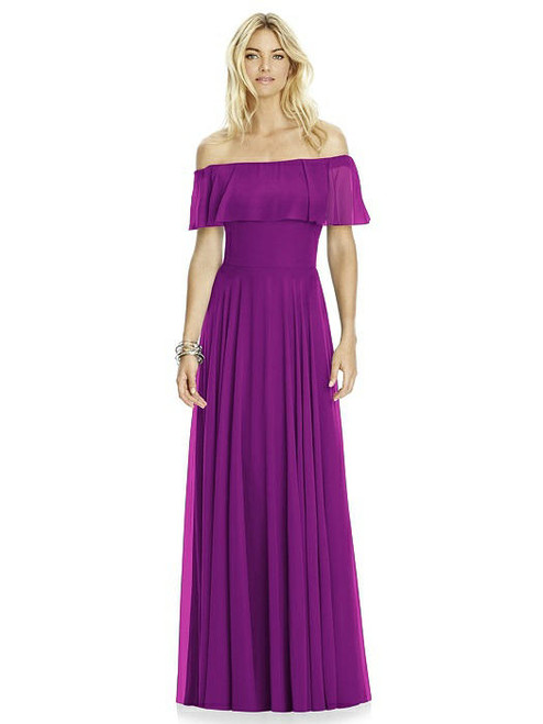 After Six Bridesmaids Style 6763 - Lux Chiffon