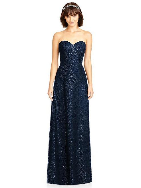 Dessy Bridesmaids Style 2966 By Vivian Diamond - Victoria Sequin Lace