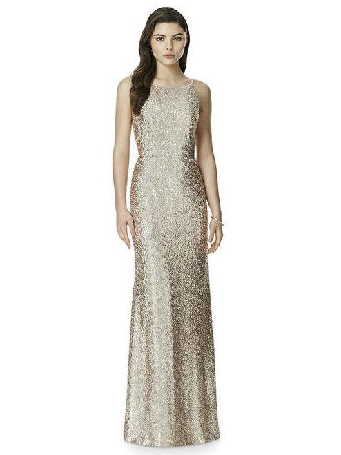 Dessy Bridesmaids Style 2993 By Vivian Diamond -Studio Sequin