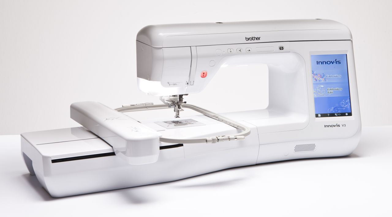 Brother Innov-is V3 Embroidery Machine (Ex-Demo) - Brother