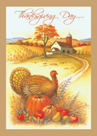 FRS7917 Thanksgiving on the Farm