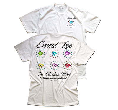 """Painting is a privilege and a blessing"" T-shirt"