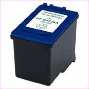 Hewlett Packard (HP) C8721WN Remanufactured Black Ink Cartridge