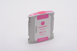 Hewlett Packard (HP) C4837 Remanufactured Magenta Ink Cartridge