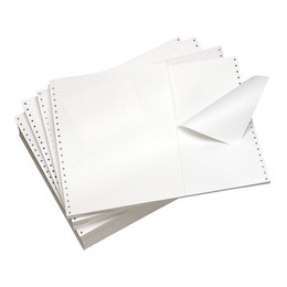 14 78 X 11 20# Blank Clean Edge Perforation Left and Right and 9 from Left Continuous Computer, 9224