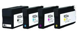 Hewlett Packard (HP) 932XL 933XL Ink Cartridges CN053AN CN054AN CN055AN CN056AN for 932XL 933XL Black Cyan Magenta Yellow Combo Pack