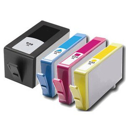 Hewlett Packard (HP) 920XL Ink CD975AN CD972AN CD973AN CD974AN Combo Pack