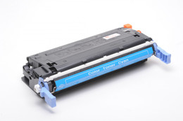 Hewlett Packard (HP) C9721A Compatible Cyan Toner Cartridge