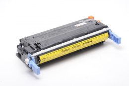 Hewlett Packard (HP) C9722A Compatible Yellow Toner Cartridge