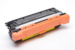 Hewlett Packard (HP) CE252A Compatible Yellow Toner Cartridge