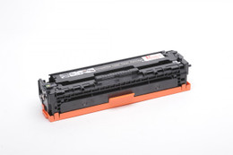 Hewlett Packard (HP) CB540A Compatible Black Toner Cartridge