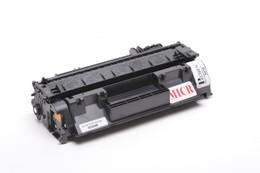 Hewlett Packard (HP) CE505X High Yield Compatible Bank Check Printing MICR Black Toner Cartridge