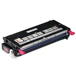 Dell 330-1200 Compatible High Yield Magenta Toner Cartridge