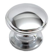 "AMEROCK Allison Polished Chrome 1-1/4"" Knob BP53012-26"