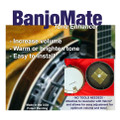 BanjoMate Tone Enhancer- Plain Brass