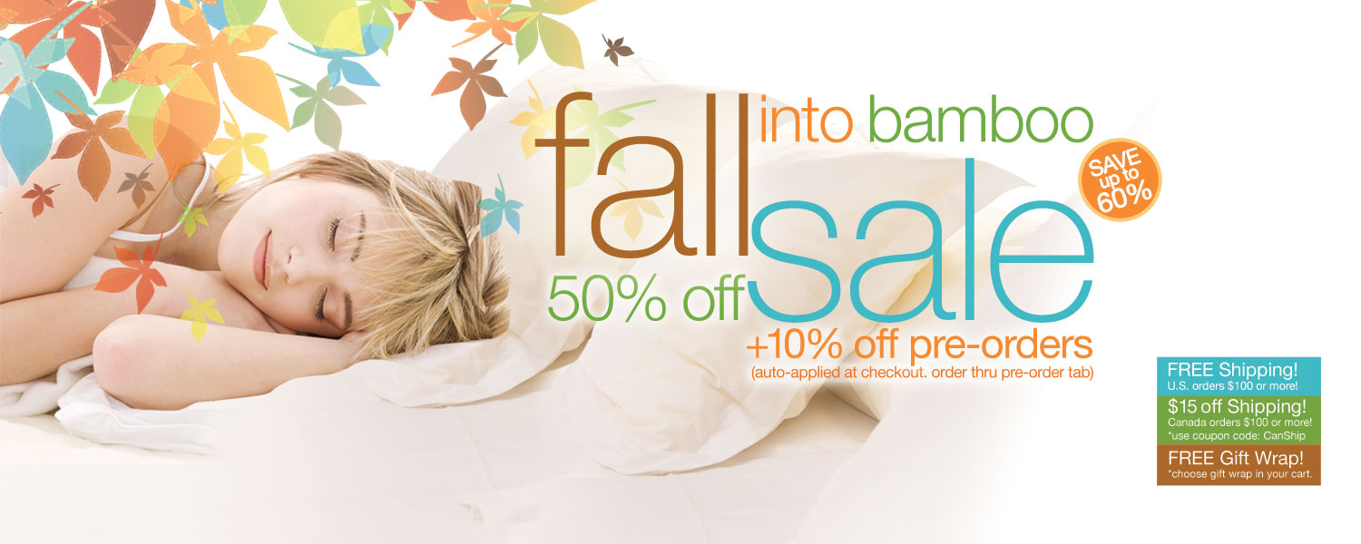 Bamboo Sheet Sets now 50% Off. BambooBlissSheets.com/bamboo-sheets/