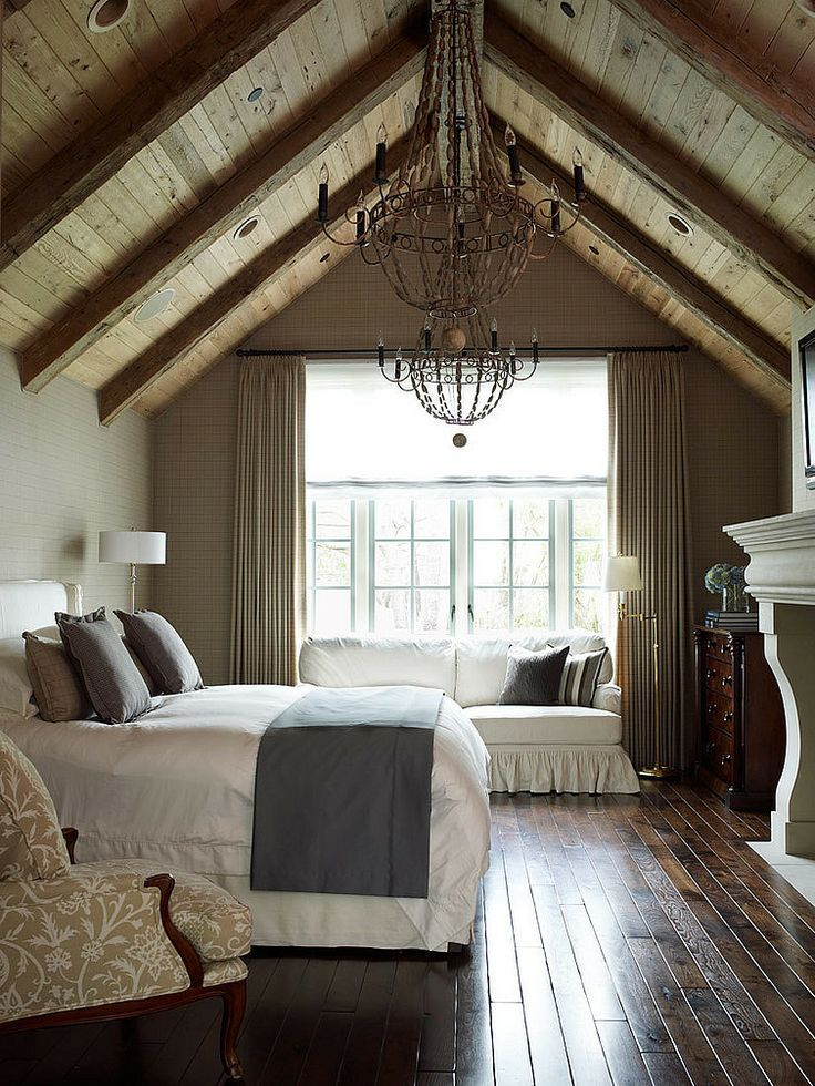 Turn Your Attic Into Ultimate Master Bedroom