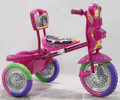 TR-BBT TRICYCLE W/ REAR BASKET & FRONT PLATE