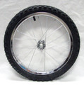 BP-54-04CP   16 X 1.75 STEEL FRONT WHEEL W/ TUBE/TIRE