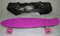 SB-2206L SMALL PLASTIC SKATEBOARD W/ LED LIGHT WHEELS