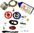 Single Carb Atv/Motorcycle Kit 10-100hp - with 2lb Bottle & Line