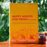 Happy Hearts & Minds Cook Book - Easy vegetarian meals for families
