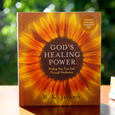 God's Healing Power - Finding your true self through meditation (includes Meditation CD)