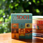 1001 Meditations - Inspiring ways to gain peace of mind