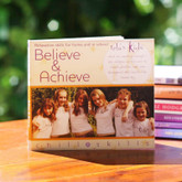 Believe & Achieve, Relaxation skills for home and in school. CD by Relax Kids