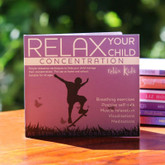 Relax your child - Concentration. CD by Relax Kids