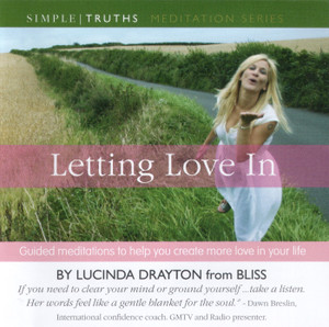 Letting Love In MP3 front cover