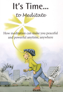 It's Time ... to Meditate front cover