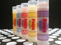 Peeps Lip Balm - Set of 4