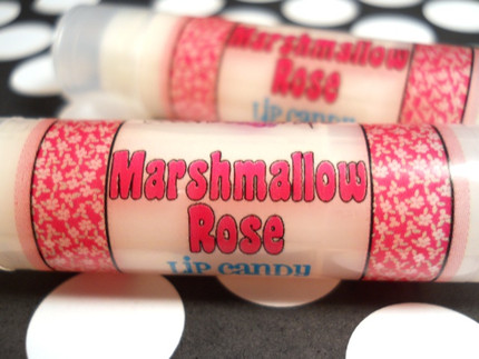 Marshmallow Rose Lip Balm