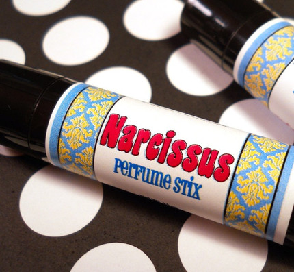 Narcissus Solid Perfume Stick