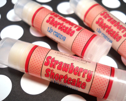 Strawberry Shortcake Lip Balm - The Best Lip Balm