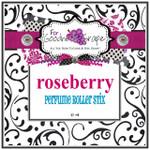 Roseberry Perfume Oil - 10 ml - Roll on Perfume