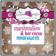 Marshmallow & Hot Cocoa Perfume Oil - 5 ml - Roll On Perfume