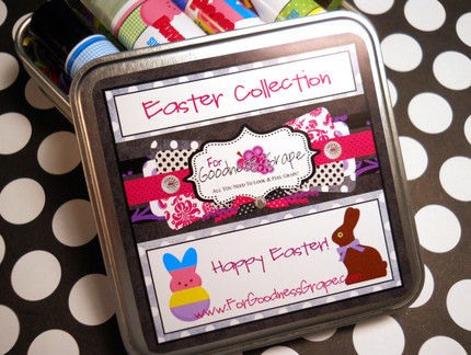 Easter Collection Tin