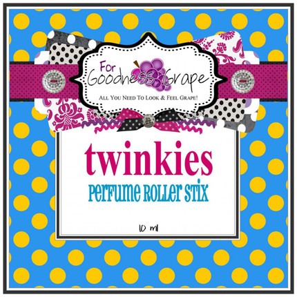 Twinkies Roll On Perfume - 10ml
