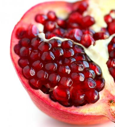 Grapefruit Pomegranate Lip Balm
