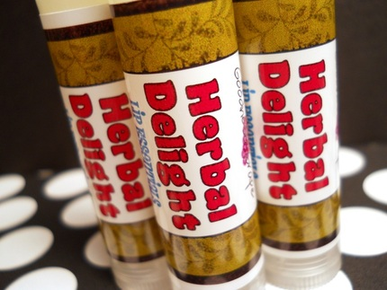 Herbal Delight Lip Essentials Lip Balm - 100% Natural