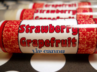 Strawberry Grapefruit Lip Balm