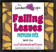 Falling Leaves Solid Perfume Stick