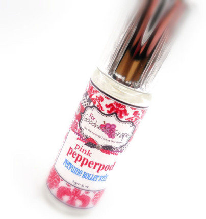Pink Pepperpod (Molton Brown Type) Roll On Perfume Oil - 5 ml
