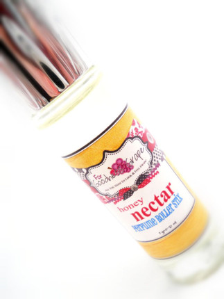 Honey Nectar (L'Occitane en Provence Type) Roll On Perfume Oil - 10 ml