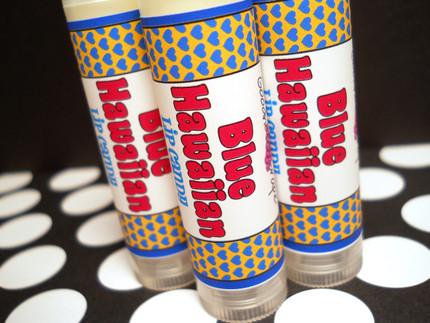 Blue Hawaiian Lip Balm