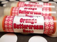 Orange Buttercream Rose Lip Balm