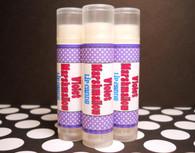 Violet Marshmallow Lip Balm