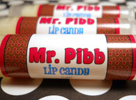 Mr Pibb (type) Lip Balm